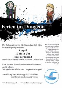 Ferien in Dungeon